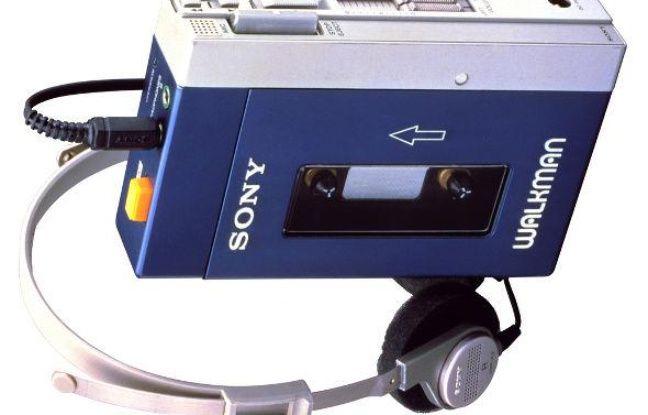 Le Walkman TPS-L2, mis en vente par Sony en 1979