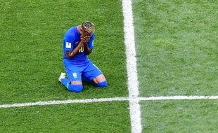 Neymar en larmes après Brésil-Costa Rica