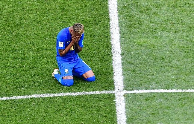 Amour/haine: Neymar même pas dans le top 10 des joueurs brésiliens selon un sondage