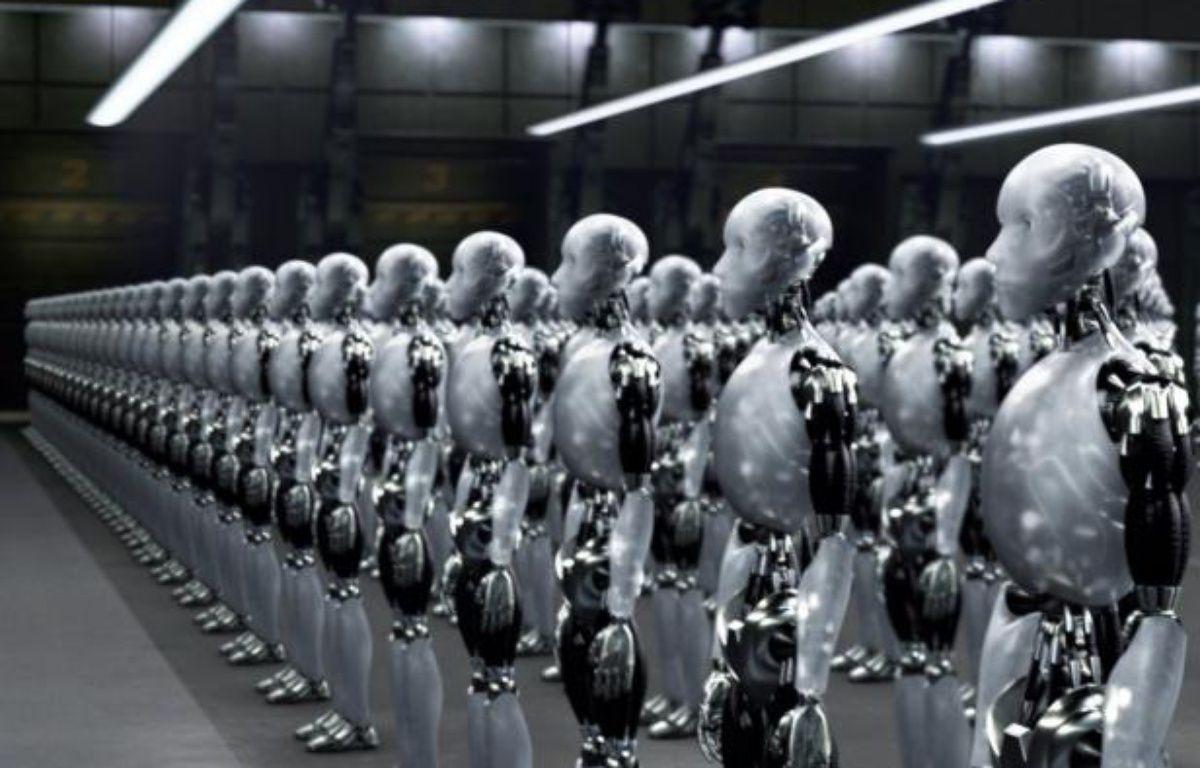 Des robots du film «I, Robot». – DR