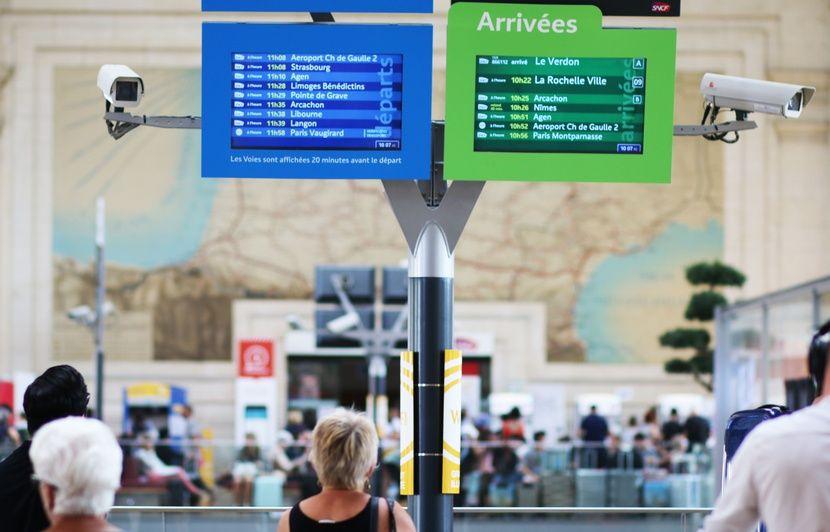 Bordeaux : Grosses perturbations en gare Saint-Jean après un accident de personne