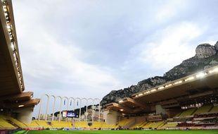 Le Stade Louis-II de Monaco.