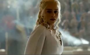 Daenerys Targayen dans le nouveau teaser de Game of Thrones, saison 5, dévoilé le 9 mars 2015