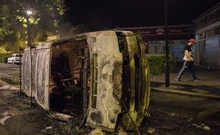 Des violences urbaines sont survenues à Nantes cette nuit