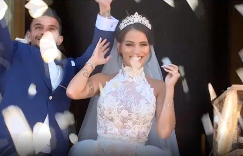 Mariage de Julien et Manon des «Marseillais» «L\u0027événement people le plus  attendu avec la naissance de l\u0027enfant de Meghan et Harry»