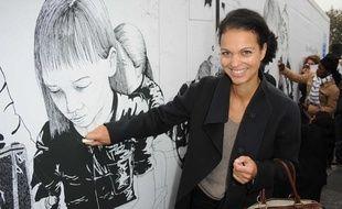 Isabelle Giordano en octobre 2012