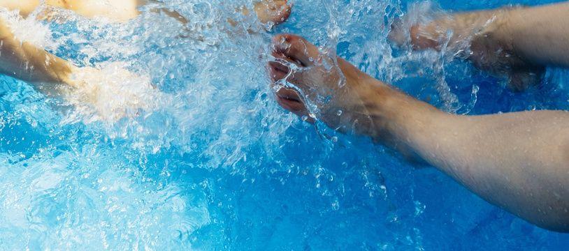 Une quarantaine de personnes ont été blessées dans une piscine à vagues, en Chine (illustration).