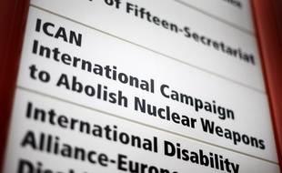 Le Nobel de la paix a été attribué à la campagne antinucléaire Ican.