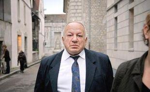Nicolas Panard, le sexagénaire mis en examen le 29 novembre 2007 pour cinq meurtres commis dans l'est de la France