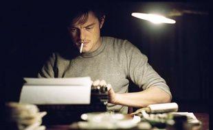 Sam Riley, l'interprète de Sal Paradise, le narrateur et alter ego de Jack Kerouac, dans le film de Walter Salles en salles le 23 mai2012 enFrance.