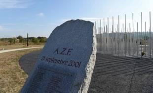Un lieu à Toulouse pour rendre hommage aux victimes de l'explosion de l'usine AZF.