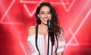 Norig, candidate de «The Voice», saison 7.
