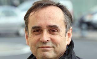 Robert Ménard, maire de Béziers, le 12 février 2015.
