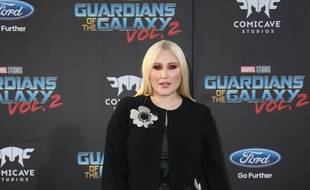 Le mannequin Hayley Hasselhoff à Hollywood