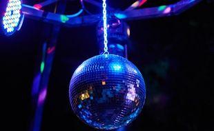 Photo d'illustration d'une discothèque.