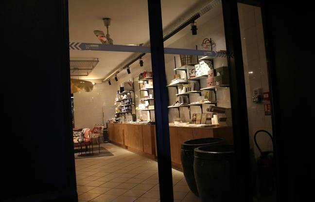 Le magasin «Yvonne» dans le quartier Saint-Michel