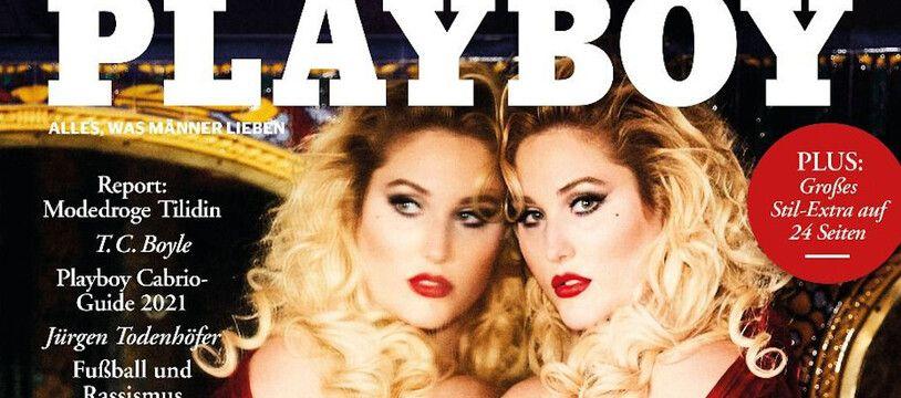 Le mannequin Hayley Hasselhoff en couverture de «Playboy»