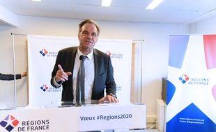 Renaud Muselier, président de la région PACA, a annoncé ce lundi un  plan d'urgence de 227,5 millions d'euros puis un plan de relance, soit 1,4 milliard d'euros au total.