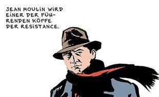 Kleist va s'emparer de Jean Moulin.