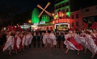 «Féérie» était la dernière création de Doris Haug au Moulin Rouge.