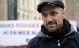 Olivier Dubuquoy est l'une des têtes de listes possibles pour mener la gauche unie en Paca. (archives)
