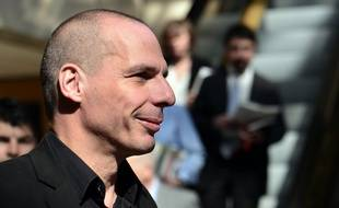 L'ancien ministre grec des Finances Yanis Varoufakis