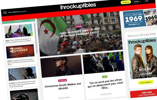 «Les Inrocks»: Des femmes nommées à la rédaction en chef Web après la Ligue du LOL