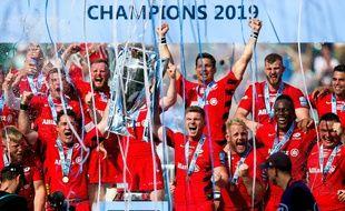 Les Saracens vont repartir bons derniers du championnat anglais.
