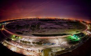 De nouvelles mesures faites par deux équipes avec l'accélérateur américain Tevatron, fermé en 2011, indiquent que le boson de Higgs, clé manquante de la théorie des particules élémentaires, serait près d'être débusqué, a annoncé mercredi le laboratoire américain Fermilab.