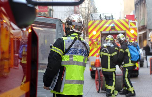 Rennes: Evacuation de 46 personnes après un incendie dans un parking souterrain