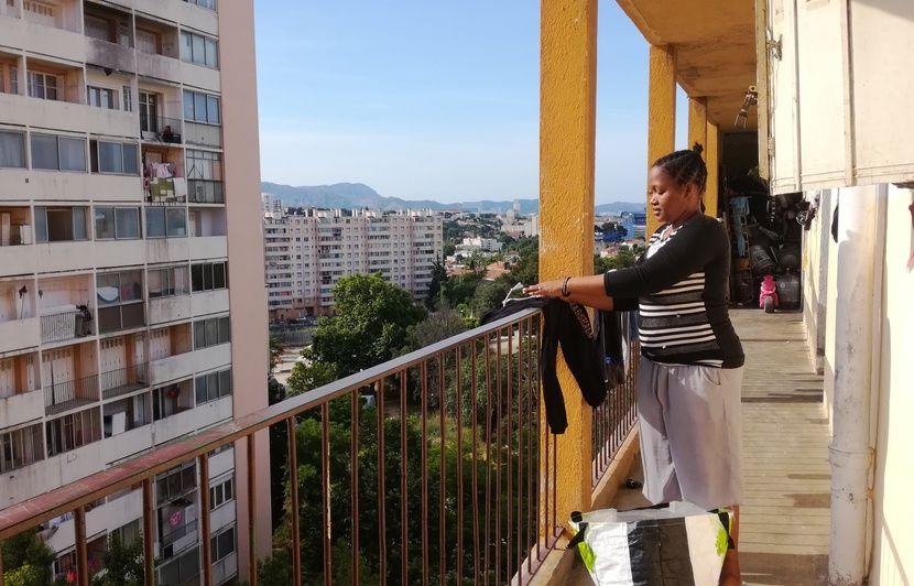 Marseille: Une centaine de logements du Parc Corot, une copropriété dégradée des quartiers Nord, bientôt évacués