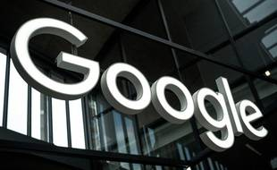 Illustration : Logo Google : Station F