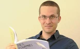 La maladie d'Arnaud Gautelier a été diagnostiquée il y a quatorze ans.