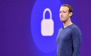 Marc Zuckerberg, le 2 mai 2018 à San José aux Etats-Unis.