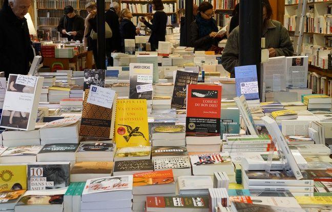 La librairie Bordelaise propose 180.000 références.