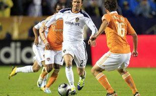David beckham lors de la finale de la MLS à Carson, le 21 novembre 2011.