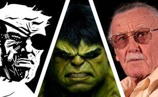 Black Kaiser, Hulk et Stan Lee