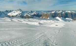 Grâce à son glacier, la station des 2 Alpes a pu lancer sa saison ce week-end.