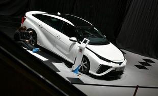L'automobile Murai de Toyota.