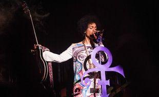 Prince est décédé en 2016.