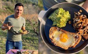 Hervé Cuisine fait partie des chefs les plus populaires sur YouTube