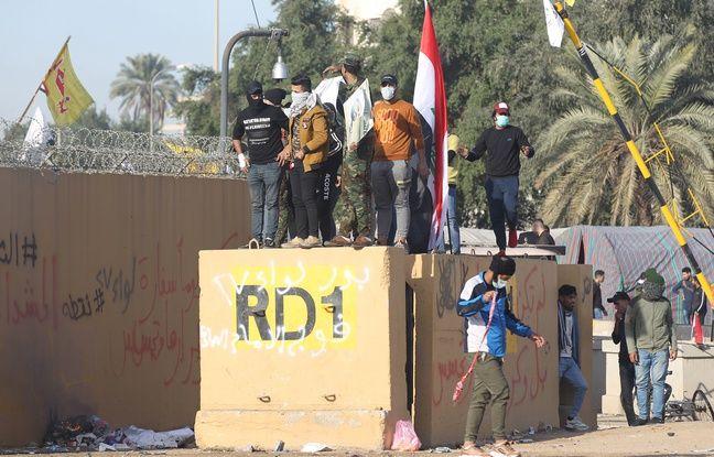 Irak: Un nouveau raid aérien américain vise un commandant du Hachd