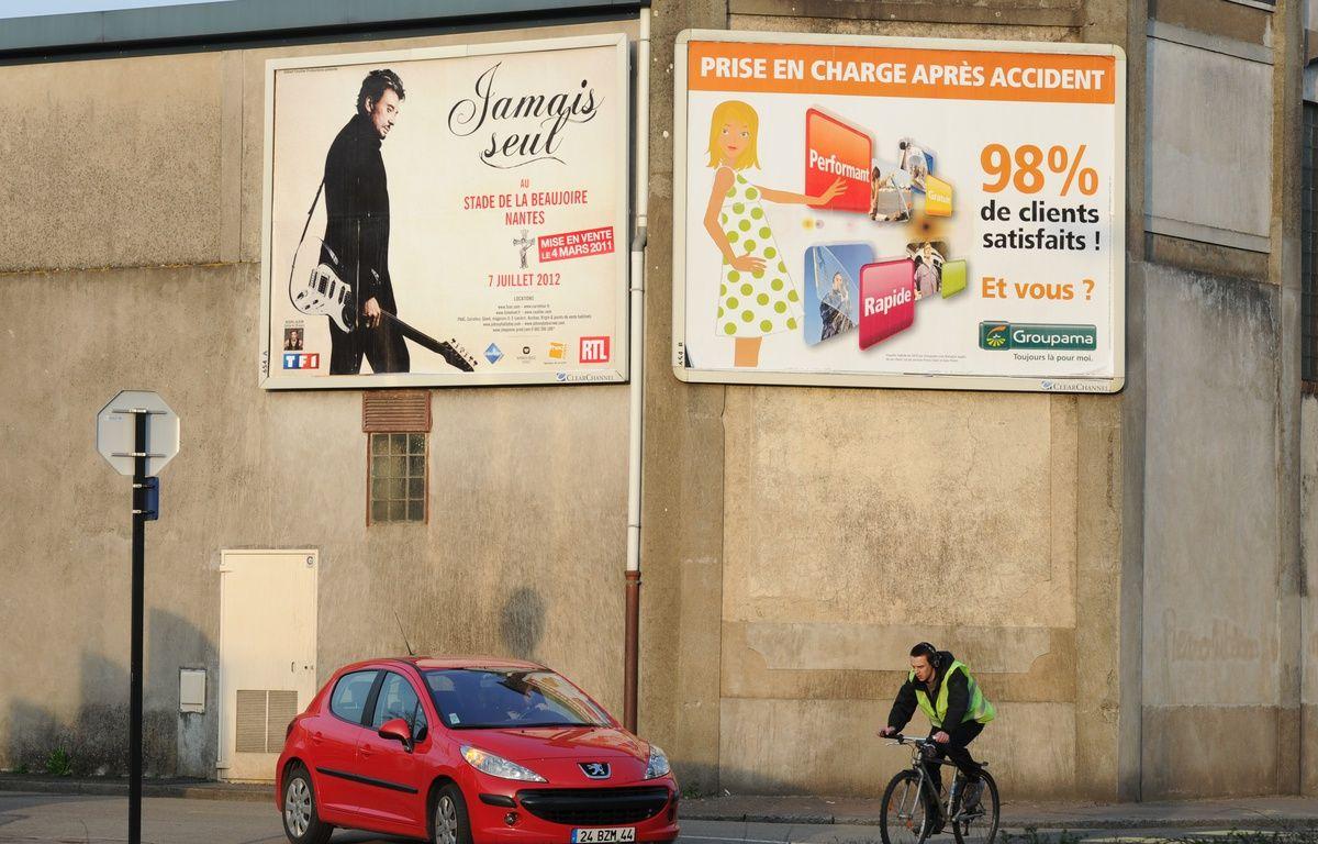 Le règlement local de publicité vise à harmoniser le fonctionnement sur l'ensemble de la métropole. – © Fabrice ELSNER