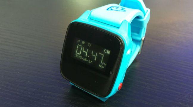 1er Prix Ecrans connectés: la montre pour enfants E-Zy Watch de Haier. – CHRISTOPHE SEFRIN/20 MINUTES
