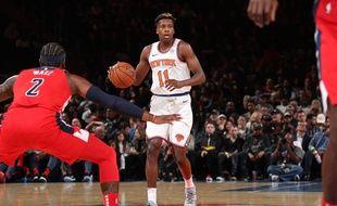 NBA: L'année de la révélation pour Frank Ntilikina?