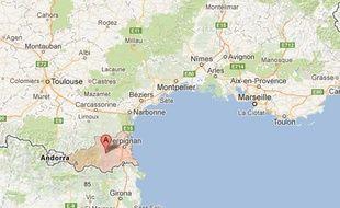 Le thanatopracteur, chez qui 700 litres de sang ont été retrouvés, exerçait dans le département des Pyrénées-Orientales