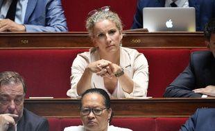 La députée PS Delphine Batho