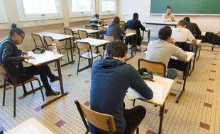 La jeune candidate se confrontera aux épreuves du baccalauréat scientifique. (Illustration)