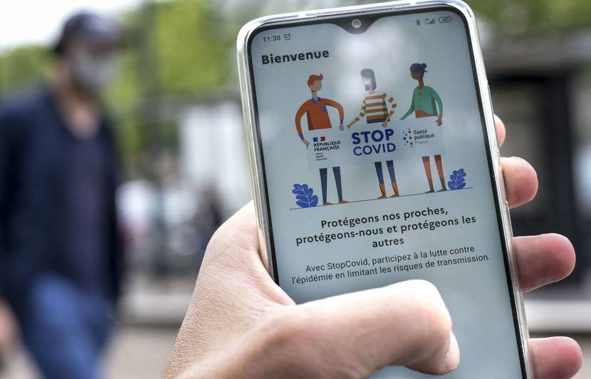 Coronavirus : L'application StopCovid aurait déjà un million d ...