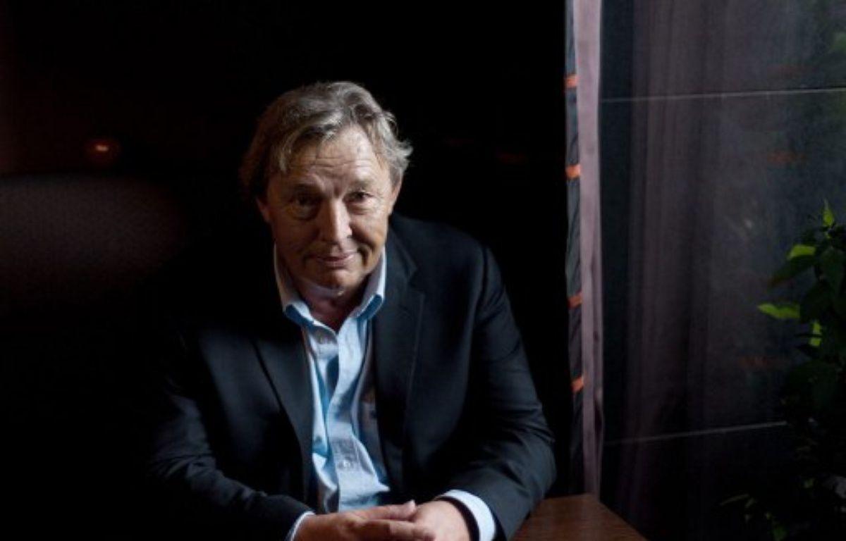 Jean-Pierre Paclet, ancien médecin de l'équipe de France de football, le 25 août 2010 à Paris. – FRED DUFOUR / AFP
